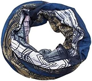 Running Magic Scarf Hiking Sweatband for Fishing Head Wrap Fishing Mask Headwear Neck Balaclava and Sport Scarf Face Bandana Mask Motorcycling Multicolor Tube Mask Headband Neck Gaiter