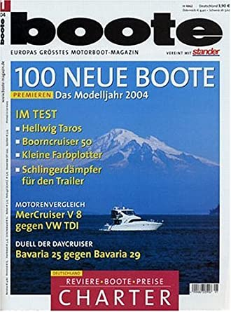 Boote Print Magazine