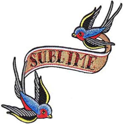(Application Sublime Bluebirds Patch)