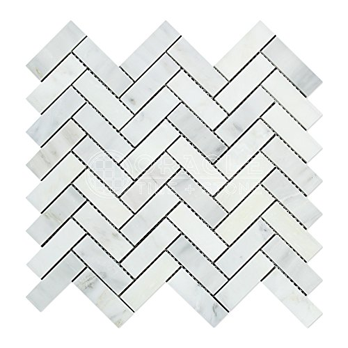 carrara-white-italian-bianco-carrara-marble-1-x-3-herringbone-mosaic-tile-honed