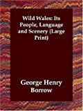 Wild Wales, George Henry Borrow, 1846371325