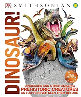 Book Cover: Dinosaur!