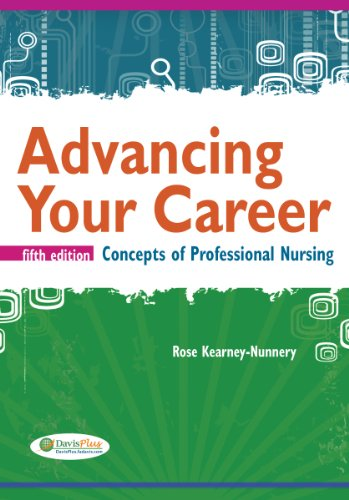 Advancing Your Career Concepts of Professional Nursing Pdf