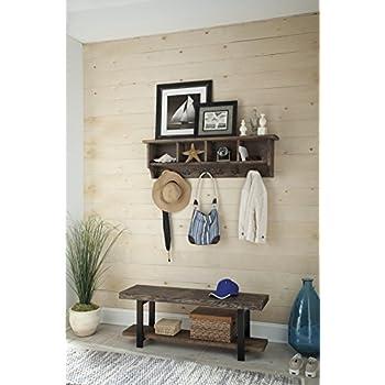 Amazon.com: alaterre Pomona (metal y madera Recuperado ...