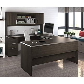 Amazon Com Innova U Shaped Workstation Kit In Tuscany