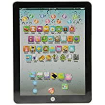 Kids Early Educational Imitative IPad ABC Readinng Game Toy Table Learning Machine Plastic Tablet Toy with with Music Sounds Numbers Letters Words