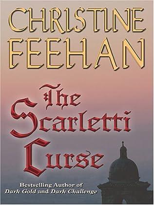 book cover of The Scarletti Curse