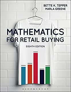 Amazon retailing management 9th edition 9780078028991 mathematics for retail buying fandeluxe Choice Image