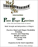 Intermediate Piano Finger Exercises, LaGrange, Alana, 097425813X