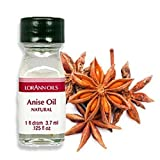 LorAnn Oils Natural Anise Oil, 16 Ounce
