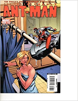 Free ant man comics pdf