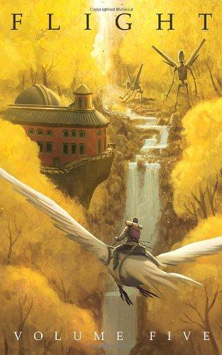 Flight Volume Five (Flight Graphic Novels)