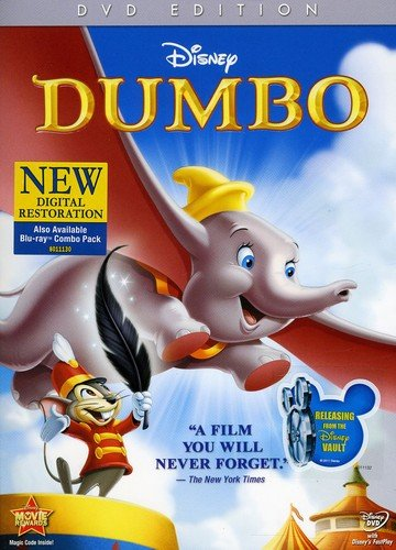 Dumbo from Walt Disney Home Video
