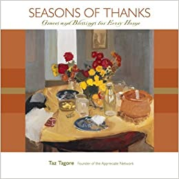 Book Seasons of Thanks: Graces and Blessings for Every Home