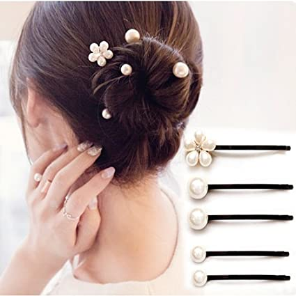 Amazon.com: usongs Korean hair accessories
