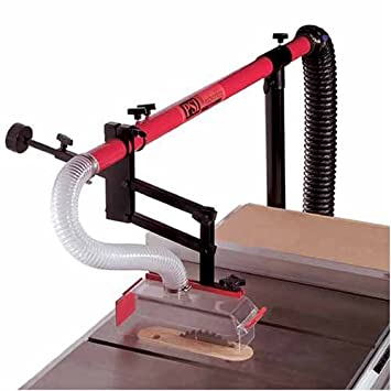 Psi Woodworking Tsguard Table Saw Dust Collection Guard Vacuum