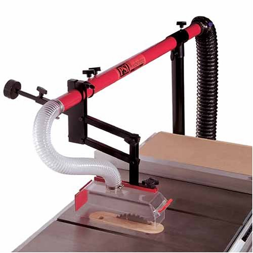Saw Guard (PSI Woodworking TSGUARD Table Saw Dust Collection Guard)