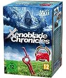 Wii XENOBLADE CHRONICLES + MANDO CLASICO PRO ROJO