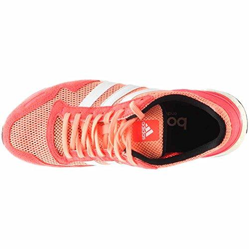 Scarpe Da Donna Adidas Adiizero Adios 3 W Scarpa Da Corsa Sole Giallo / Bianco / Rosso Shock