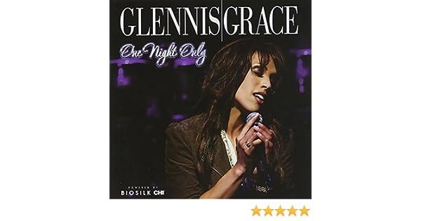 de364bad54da79 - One Night Only by Glennis Grace - Amazon.com Music