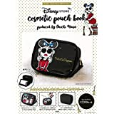 Disney STORE cosmetic pouch book