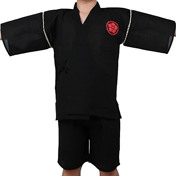 Mens Nightwear Hippari Kimono Japanese Pyjama Sets Yukata Jinbei Sakura Series K