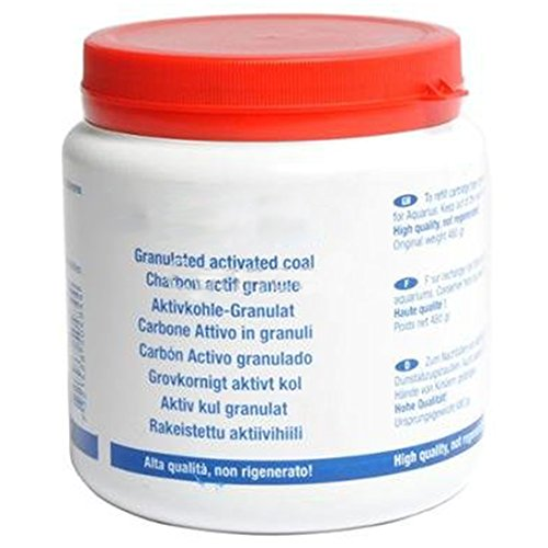 (Spares2go Charcoal Carbon Filter Refill Activated Granules For Aeg Baumatic Cooker Hood)