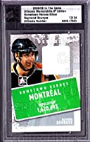 (CI) Raymond Bourque Hockey Card 2008-09 ITG Ultimate Memorabilia Hometown Heroes 14 Raymond Bourque