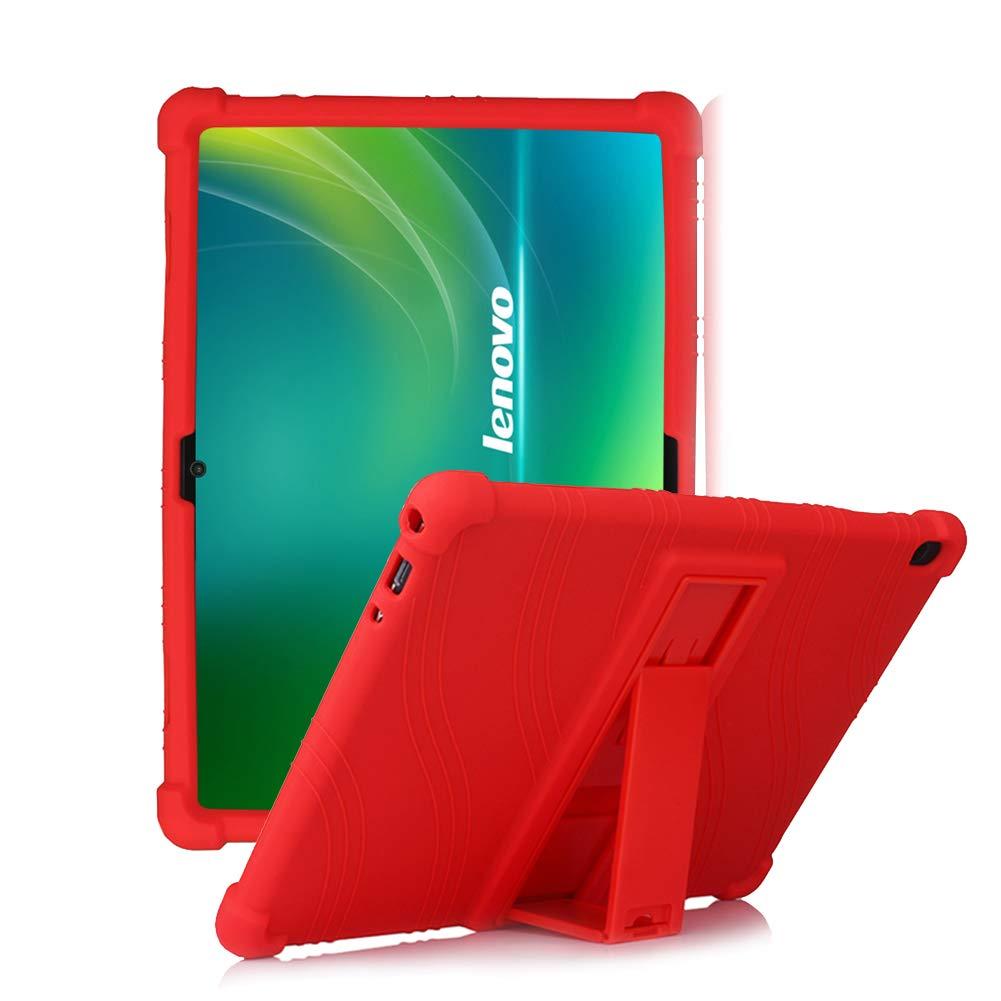 Funda para Lenovo Smart Tab M10 / P10 (rojo)