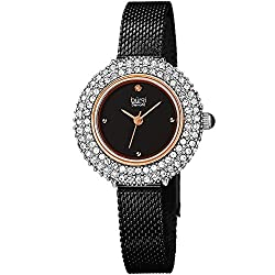Swarovski Crystal Diamond Accented Watch