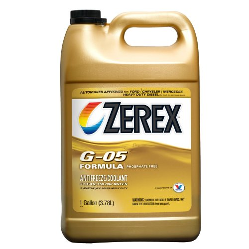 Zerex G 05 Antifreeze Coolant Concentrated