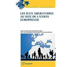Les flux migratoires au sein de l'Union européenne (Rencontres européennes) (French Edition)