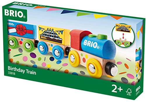 BRIO Birthday Train by Brio