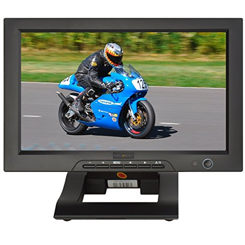 Delvcam 10-Inch 3G-SDI/HDMI Widescreen Monitor with SDI Loop Out (DELV-SDI10-16X9) by Delvcam