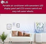 LG LP0817WSR 8, 000 BTU 115V Remote Control in