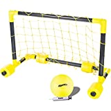 Franklin Sports Aquaticz Water Polo, 1 Target Pool Game Kids and Adult