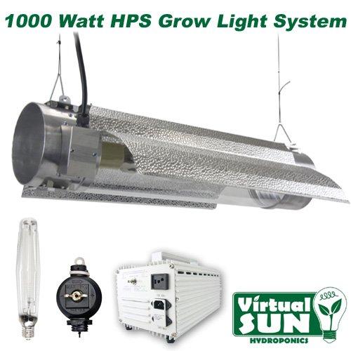 1000W Led Grow Light System - 9