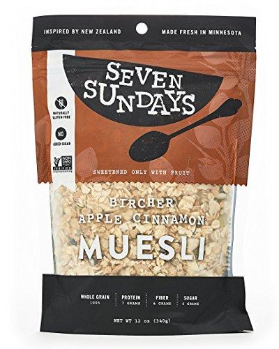 Seven Sundays Muesli Unsweetened Certified product image
