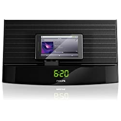 Philips AS140/37 Fidelio Bluetooth Speaker with Micro-USB Dock