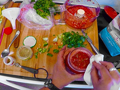 Getting Spicy In the Kitchen With Axe Family