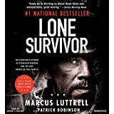 #9: Lone Survivor: The Eyewitness Account of Operation Redwing and the Lost Heroes of SEAL Team 10