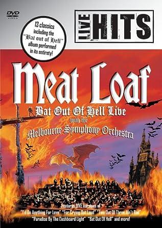 Meat Loaf 3 Bats Live 2007-adds