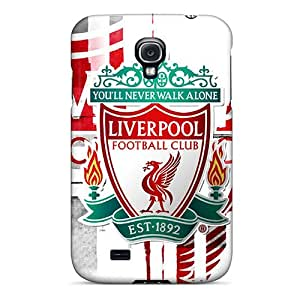 For MUbhn4837axFGO Beloved Fc Of England Liverpool Protective Case Cover Skin/galaxy S4 Case Cover