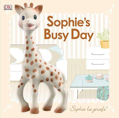 Sophie's Busy Day: Sophie la girafe