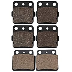Here is all for your need- Best Price and Quality for a Motorcycle Front and Rear Brake Pads for ARCTIC CAT 400 DVX 400 Sport 2004 2005 2006 2007 2008  It can benefit you in purchasing options, You Should to:  You should select and acquire fr...