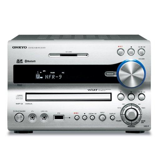 ONKYO CD/SD/USBチューナーアンプ NFR-9(S) B00DVZP2BI