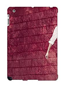 Crazinesswith Design High Quality Carmen Kass Cover Case With Ellent Style For Ipad 2/3/4(nice Gift For Christmas)