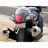 Fender Eliminator Tail Tidy Suzuki Hayabusa 2008-2018