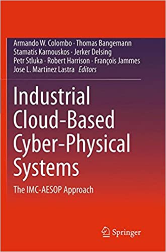 Book Industrial Cloud-Based Cyber-Physical Systems: The IMC-AESOP Approach