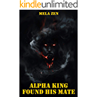 Alpha King Found His Mate book cover